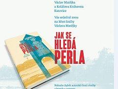 Pozvánka na představení nové knihy Václava Matějky v Katovicích.