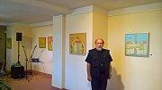 Valentin Horba vystavuje v Imperialu.