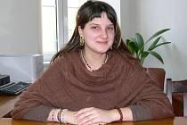 Tereza Kudláčková.