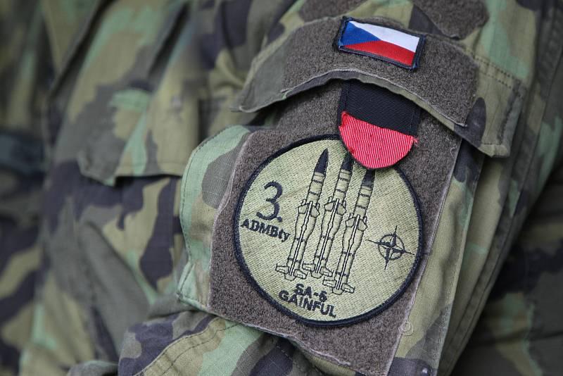 Protiletadlový systém 2K12 KUB je v kódu NATO označován jako SA-6 GAINFUL.