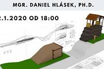 Daniel Hlásek přinese nejnovější poznatky o hradištích v okolí Vodňan.