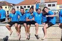 Fotbalisté Bavorova slavili postup do I.B třídy.