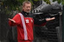 Osecký trenér Jaroslav Voříšek.