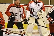 Hokejisté Strakonic hostí v dalším kole Milevsko.