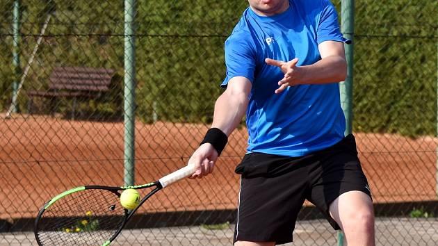 Strakoničtí tenisté zahajují novou sezonu ve druhé lize.