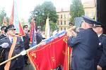 SDH Blatná slavil 140 let.