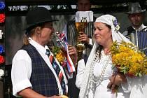 Konopickou žila  sobotu 22. srpna v Malenicích celá obec.