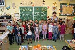 První třída ze ZŠ Katovice