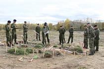 Letos již podruhé připravil 25. protiletadlový raketový pluk odbornou stáž pro příslušníky litevských ozbrojených sil. Foto: Jana Samcová
