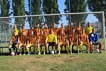 Fotbalisté Junioru Strakonice chtějí prožít klidný podzim.