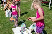Dětský den v Kladrubech 2015
