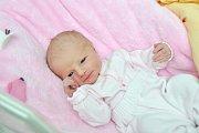 Sofie Křivancová, Strakonice, 13.3.2018 v 11.00 hodin, 2400 g. Malá Sofie je prvorozená.