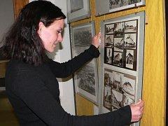 Ve volyňském infocentru pracuje přes léto Tereza Šafránková.