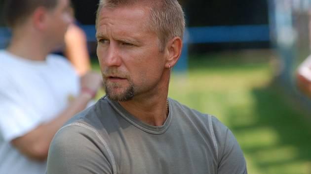 Trenér Jaroslav Voříšek