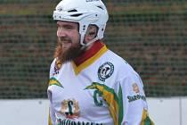 Hokejbalisté Datels Blatná porazili Prachatice B vysoko 6:1.