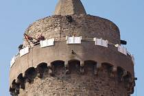 Věž Rumpál.