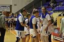 Strakonické basketbalistky absolvovaly další utkání Renomia ŽBL.