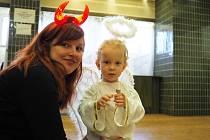 Vodňany – Všechny masky byly nádherné, nápadité a originální jako každý rok. Pro děti bylo nejdůležitější, že si to užily.