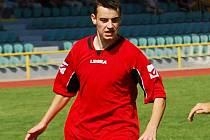 Tomáš Kouba zařídil pro Vodňany první bod.
