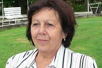 Mária Vojíková z Volyně.