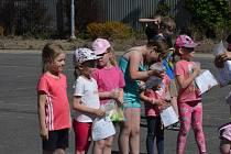 Běžci vyrazili v Katovicích Mufloní stezkou.