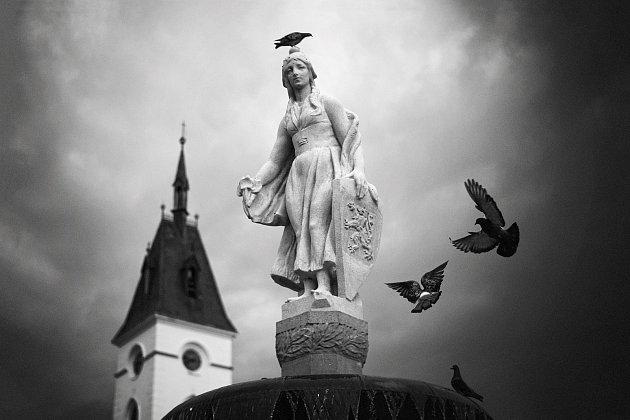 Lukáš Ptáček má fotografování jako magii.