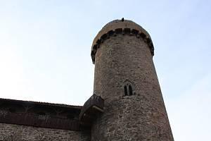 Strakonická věž Rumpál