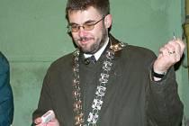 Starosta Strakonic Pavel Vondrys.