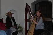 Chelčice – Dne 22. června se v Chelčickém domově svatého Linharta uskutečnil již třetí ročník Svatojánských slavností.