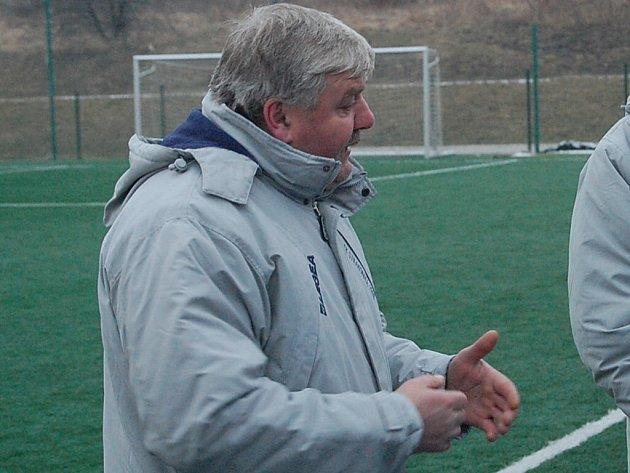 Trenér Strakonic Pavel Koubek má starosti, kádr čítá řadu absencí.