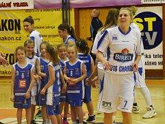 ZKUŠENOSTI Lucie Košatkové přišly trenérům U19 Chance v závěru sezony vhod.
