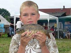 Rybářské závody Drachkov.