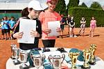 Strakoničtí tenisté uspořádali kemp pro mladé naděje.