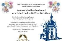 Nový rok na Lomci.