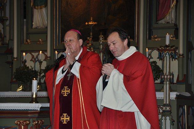 Oslavy 300. výročí svatojánského zázraku ve Strakonicích.