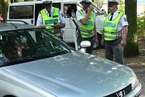 Krajská dopravně bezpečnostní akce.