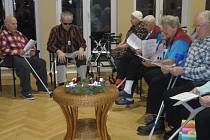 Koledy zněly i Domovem pro seniory v Rybniční ulici