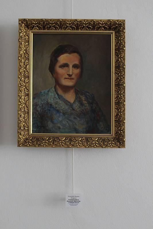 První výstavu po neplánovaném nuceném uzavření připravila vodňanská galerie.