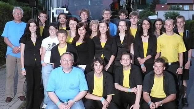 V Litvínově strakonický L Band zvítězil.
