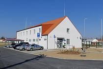 Nové sídlo vodňanských policistů.