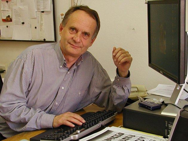 Architekt Jan Rampich.