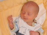 Jiří Šindler, Blatná,  12.4. 2017 ve 14.30 hodin,  2620 g. Malý Jiří je prvorozený.