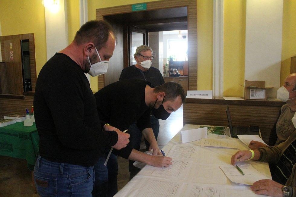 Fotbalisté na Strakonicku se sešli v rámci Volební Valné hromady OFS.