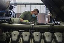 Kontrola motoru je nedílnou součástí technické údržby vozidla.