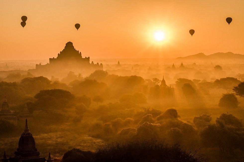 Barma je zemí nejen zlatých chrámů a pagod.