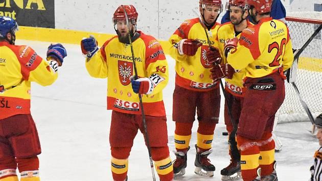 Radomyšl v krajské lize rozdrtila Telč.