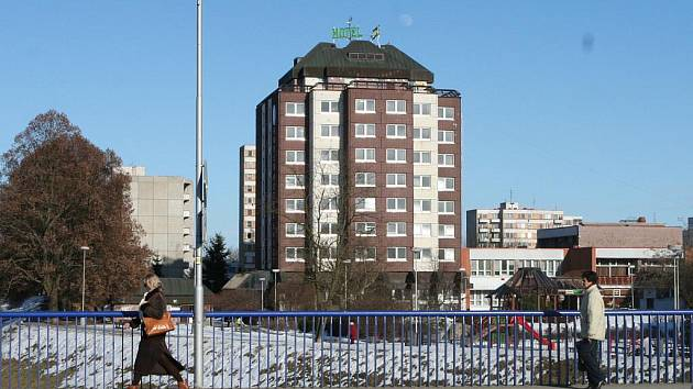 Hotel Amber Bavor.