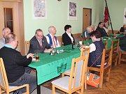 Valnou hromadu připravila na sobotu 18. března Jednota Karla Havlíčka Borovského ve Strakonicích.