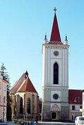Kostel Nanebevzetí Panny Marie v Blatné je denně otevřený pro veřejnost.