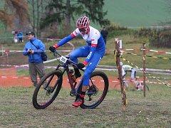 Jaromír Skály byl celkově druhý.